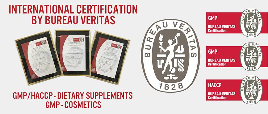 GMP/HACCP Certification
